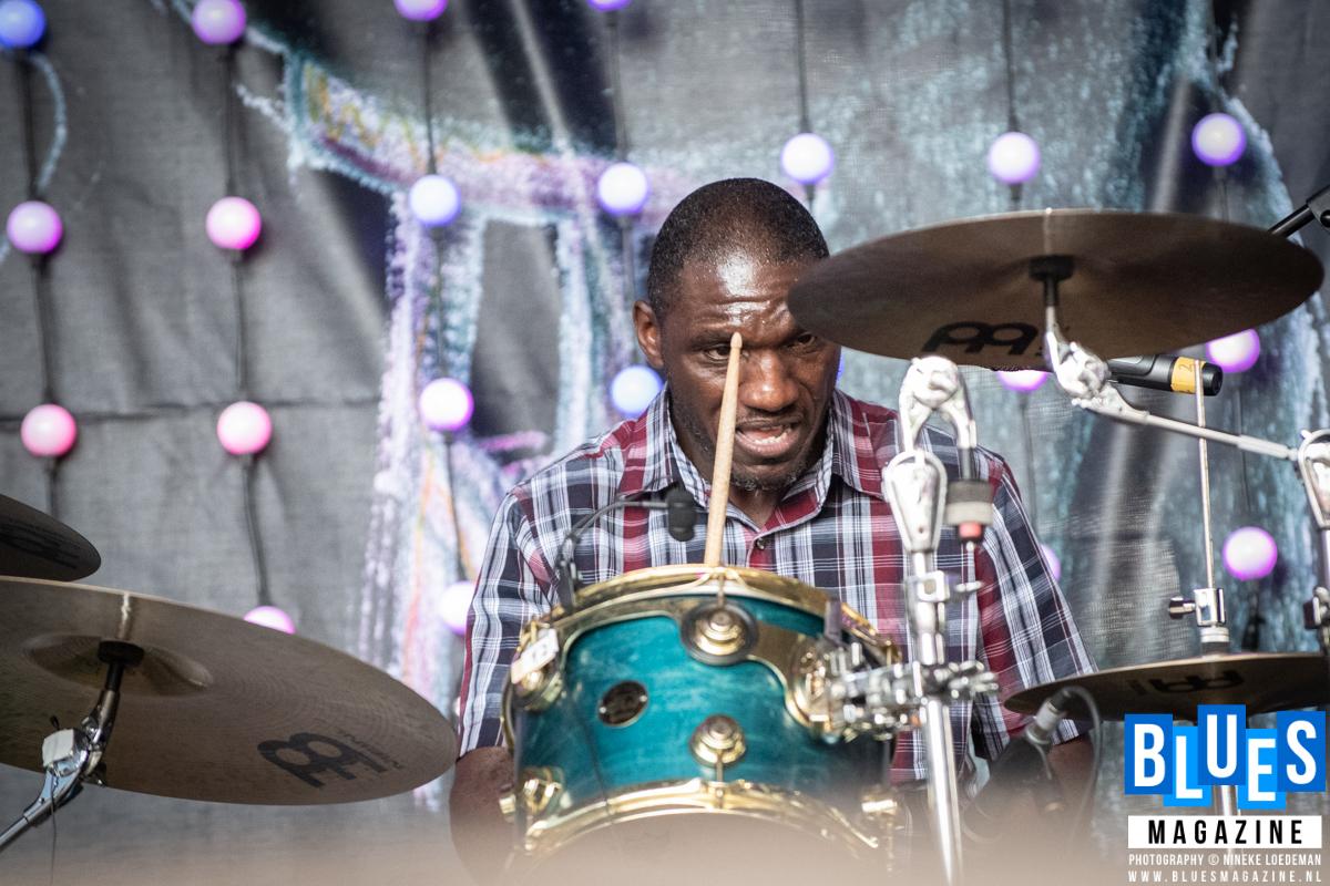 Cedric Burnside @ Grolsch Blues Festival 2019-19