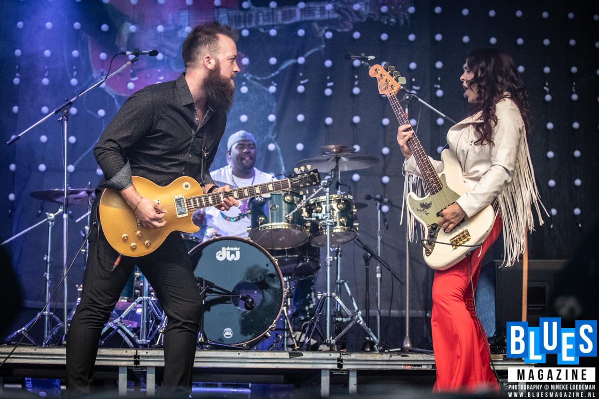 Danielle Nicole @ Grolsch Blues Festival 2019-20