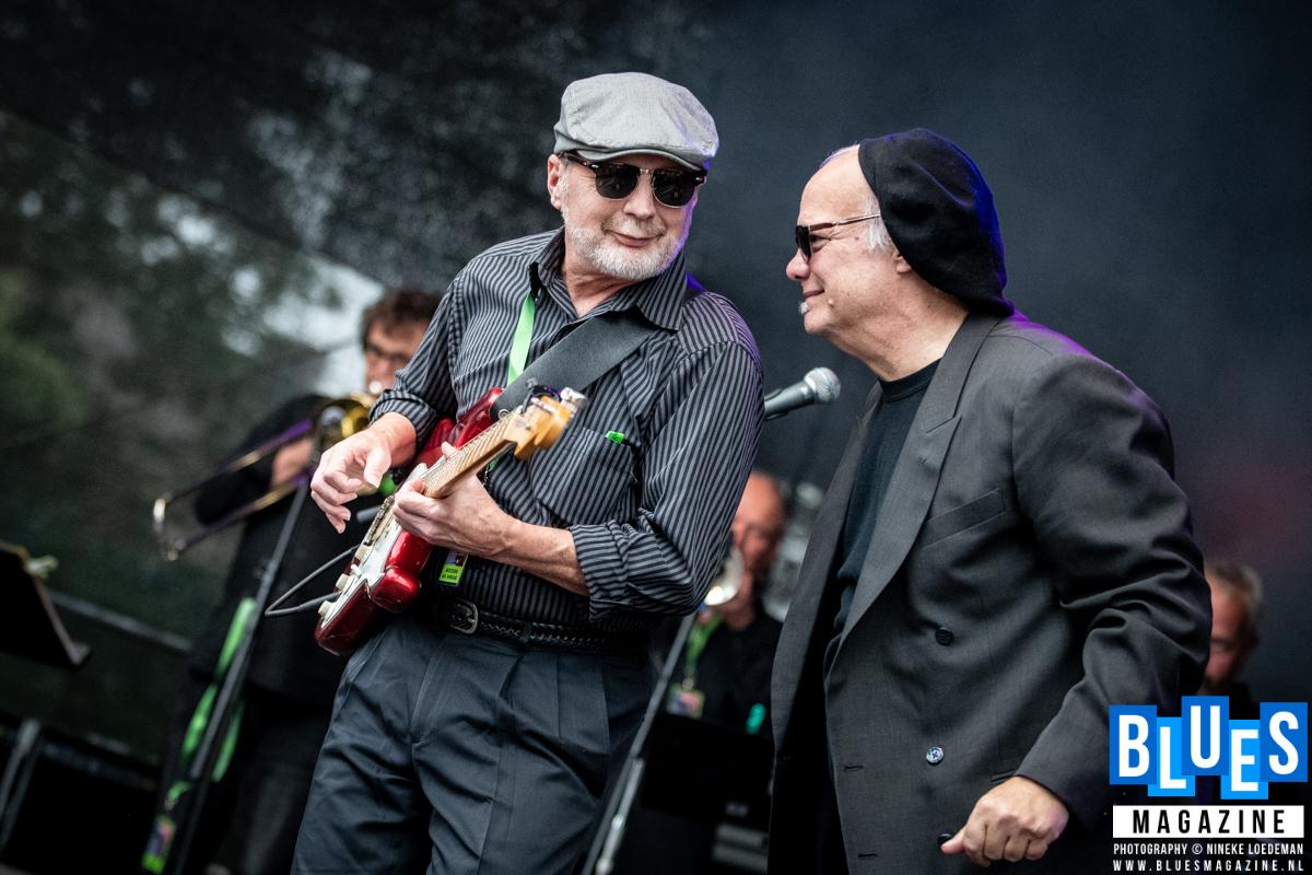 Curtis Salgado Band @ Grolsch Blues Festival 2019-11