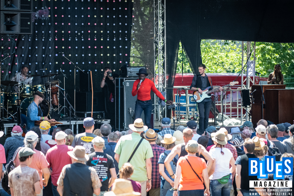 Afro Blues Project ft. Randolph Matthews @ Grolsch Blues Festival 2019-9