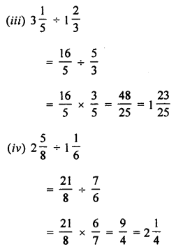 ML Aggarwal Class 7 Solutions for ICSE Maths Chapter 2