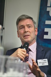 SES Ultra HD Conference, TechUK 13 June 2019 - Mike Chandler, MD, SES Astra GB