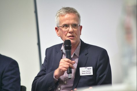 SES Ultra HD Conference, TechUK 13 June 2019 - Peter Sykes, Strategic Technology Development Manager, Sony Professional Solutions Europe UK