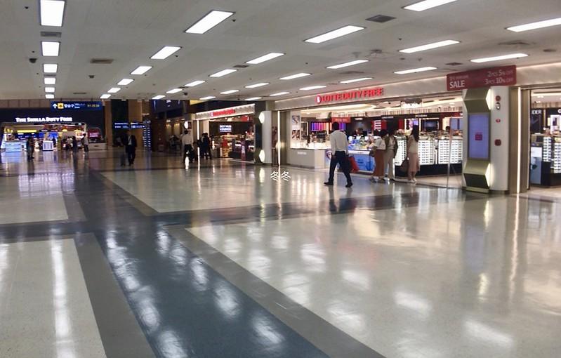 金浦空港 免税