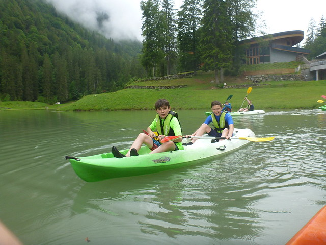 SGW Kayaking