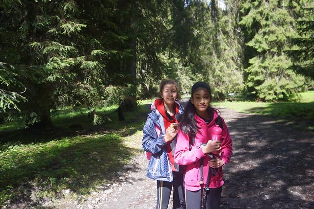 Hike to Switzerland