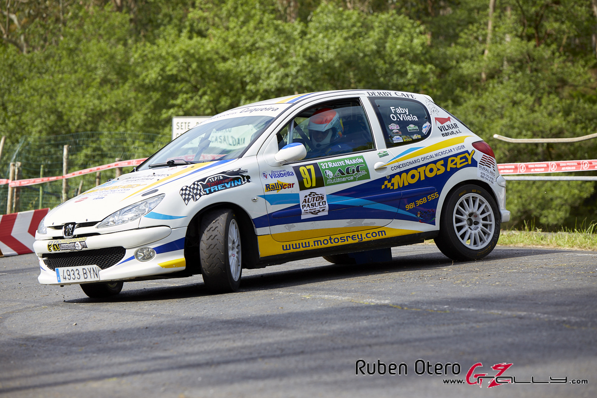 Rally de Naron 2019 - Ruben Otero