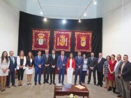 Pedro Rodríguez fue proclamado hoy Alcalde de Santa María de Guía, por tercera vez, donde gobernará con mayoría absoluta