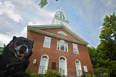 Chico & the Weathersfield Center Meeting House 24/52