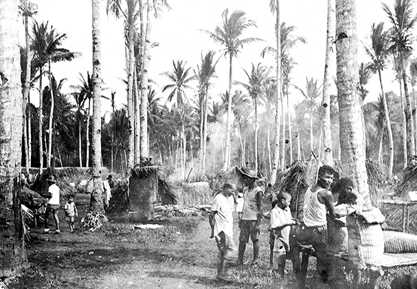 Manenggon, 1944