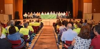 Primera Reunión del Alcalde y Grupo de Gobierno Municipal con el personal del Ayuntamiento galdense