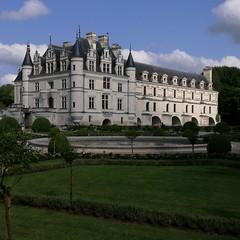 Il castello di Chenonceau