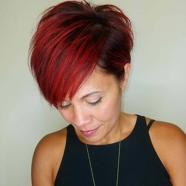 20 Awesome Short Red Hair Ideas We Love For 2019 Style2 T