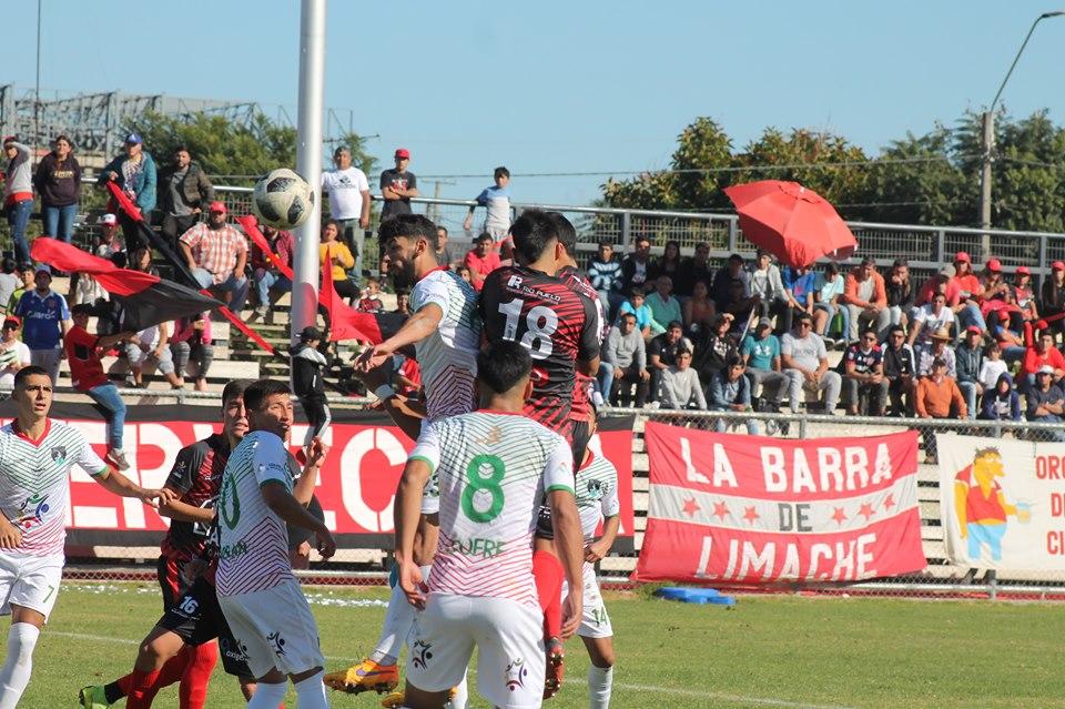 Deportes Limache 0-1 Municipal Salamanca