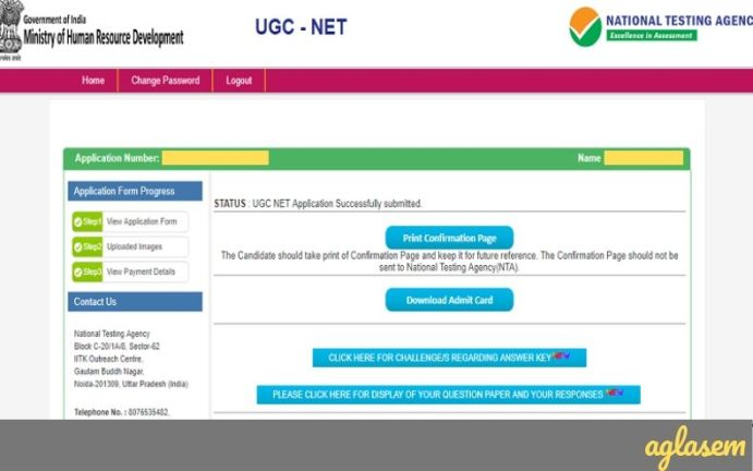 UGC NET Answer Key 25 Jun 2019