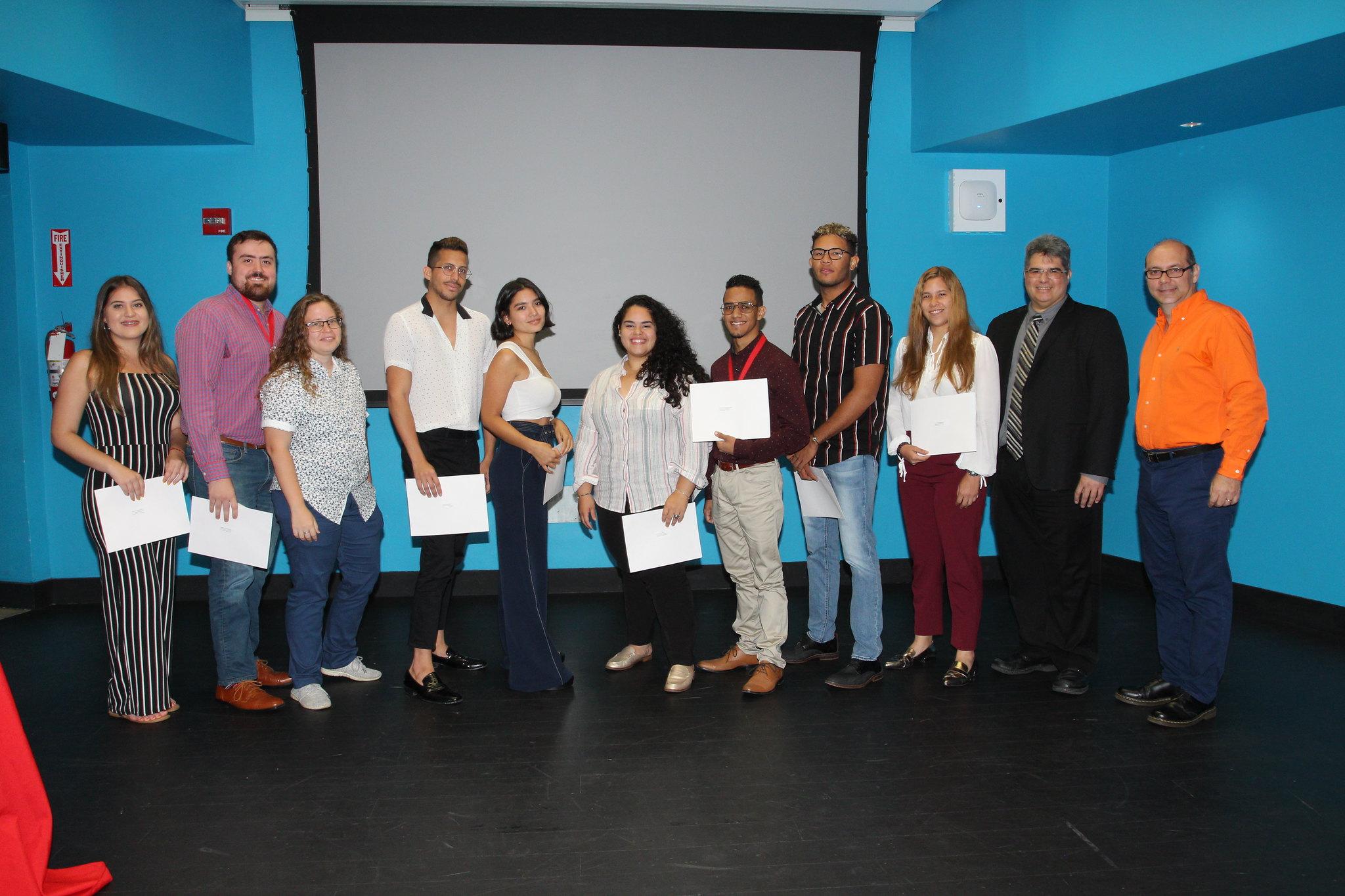 Estudiantes de Comunicacion Audiovisual