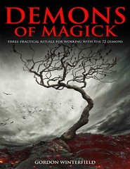 Demons of Magick : Three Practical Rituals For Working With The 72 Demons – Gordon Winterfield