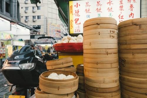 Jou's dumplings (周家蒸餃), Hualian, Taiwan