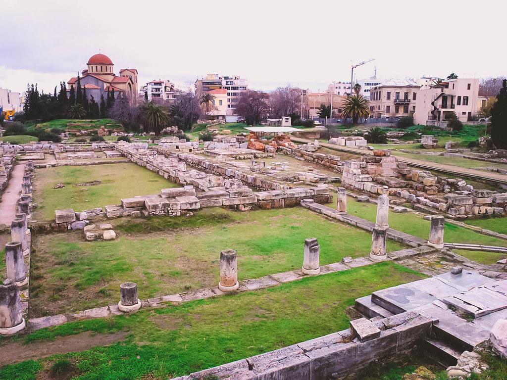 Rincones de Atenas | Kerameikos, ¿Qué ver en Atenas (Grecia)? | ClickTrip
