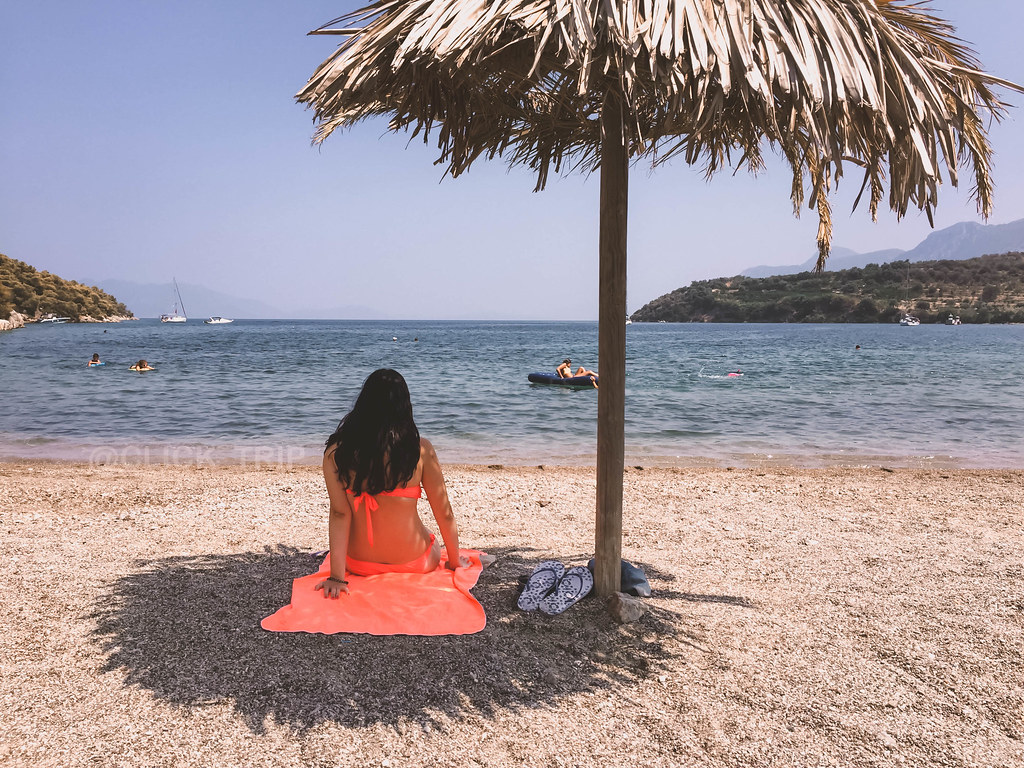 Primer contacto con el mar Egeo en Epidauro | Ruta por Grecia continental
