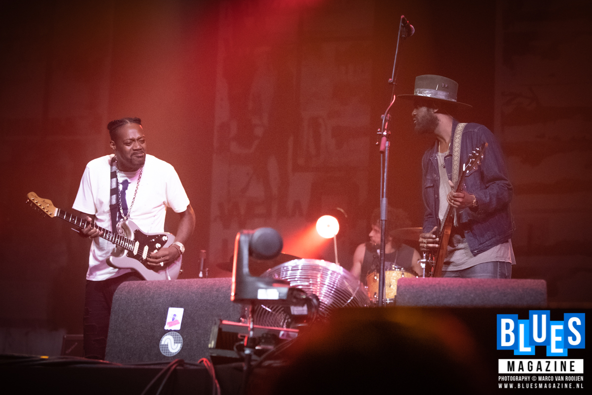 Gary Clark Jr @ Holland International Blues Festival Grolloo 2019