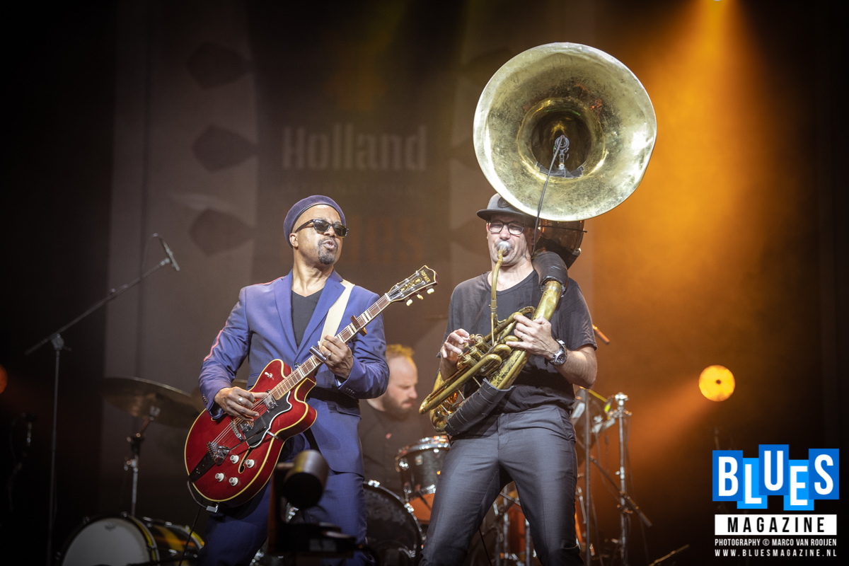 Delgres @ Holland International Blues Festival Grolloo 2019