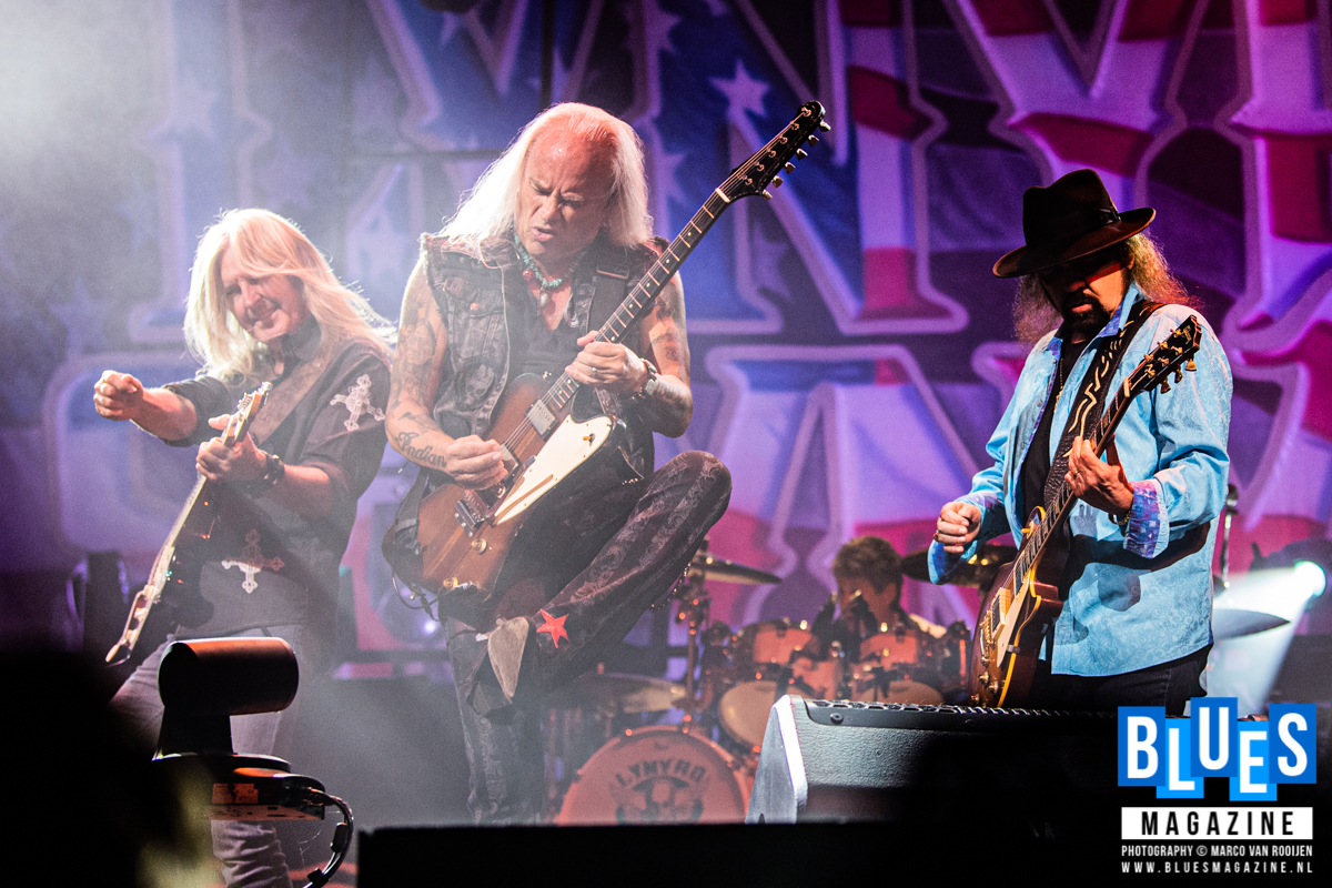 Lynyrd Skynyrd @ Holland International Blues Festival Grolloo 2019