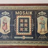 Mosaik N° 2 - ein weiteres Anker-Legespiel