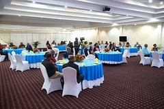 Stakeholders at the MOU signing ceremony.