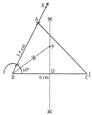 Selina Concise Mathematics Class 10 ICSE Solutions Loci (Locus and Its Constructions) 17