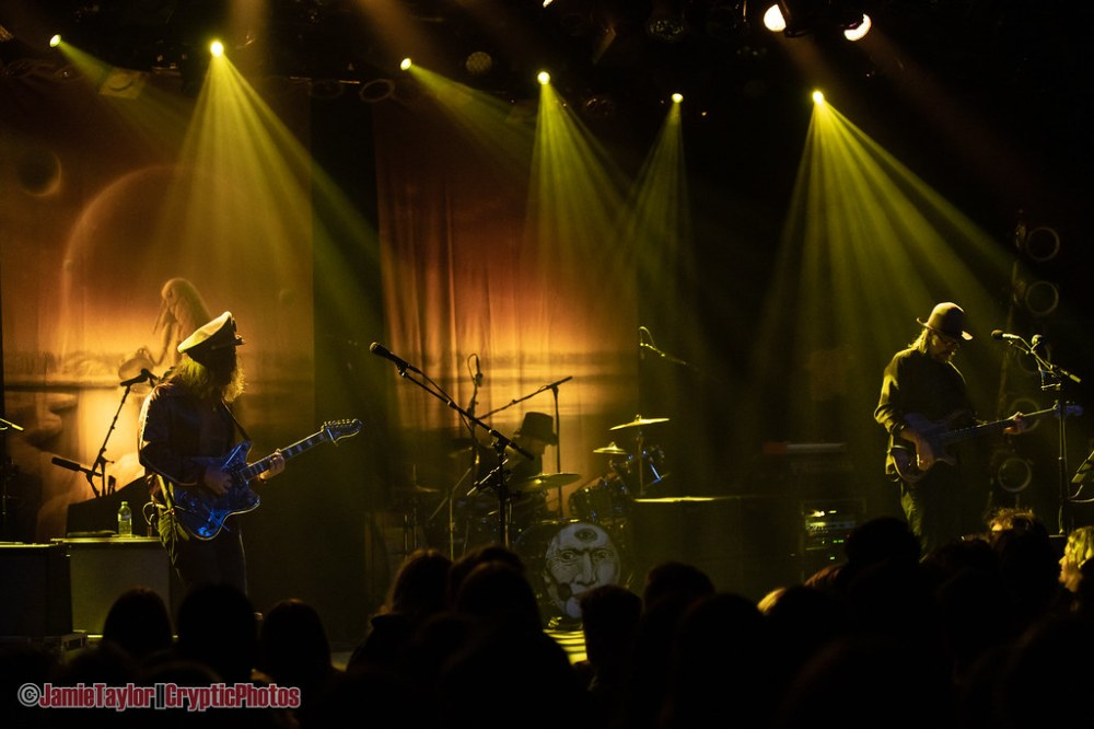 American psych-rockers The Lennon Claypool Delirium performing at The Commodore Ballroom in Vancouver, BC on June 25th, 2019.