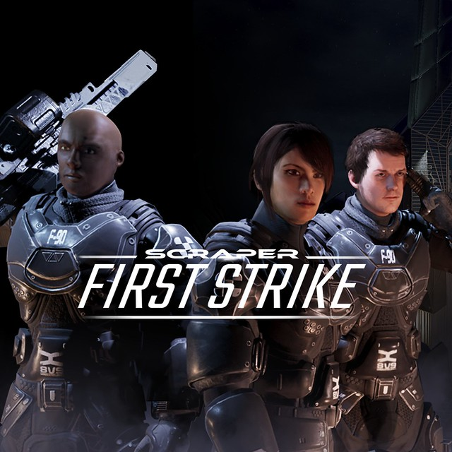 Scraper First Strike
