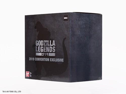 Godzilla 34 Sleeve
