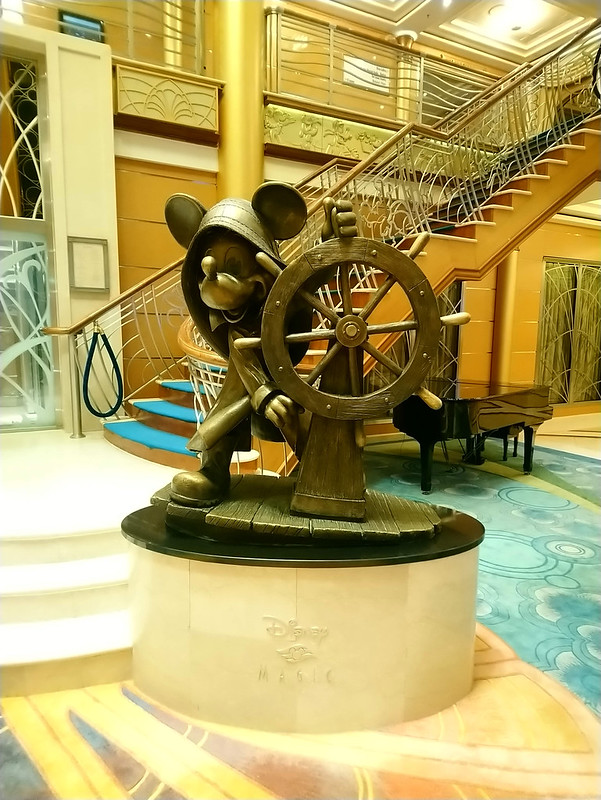 Mickey Statue