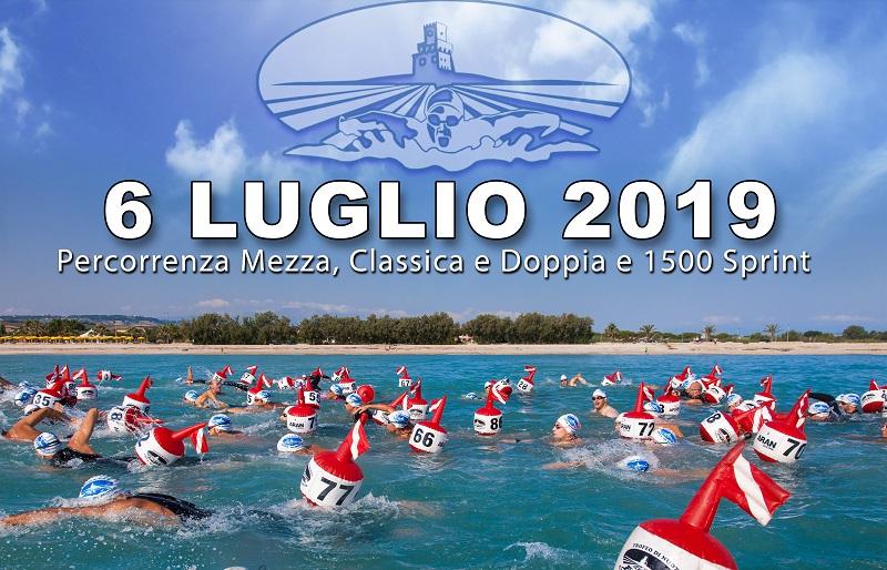 12° Trofeo di Nuoto Città di Pineto, una traversata per solidarietà
