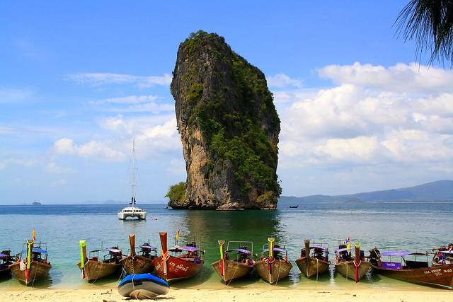T2b. PhraNang Cave Beach