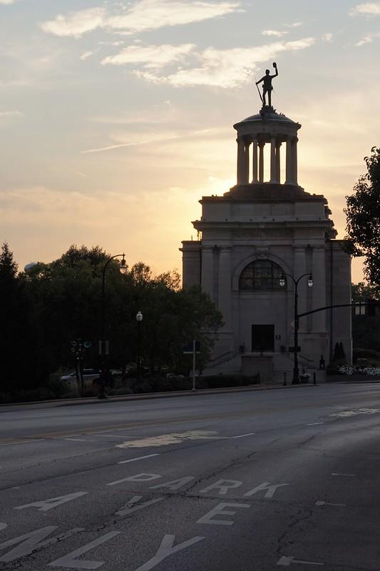 Travel to Butler County, Ohio - Downtown Hamilton, Aug. 10, 2018