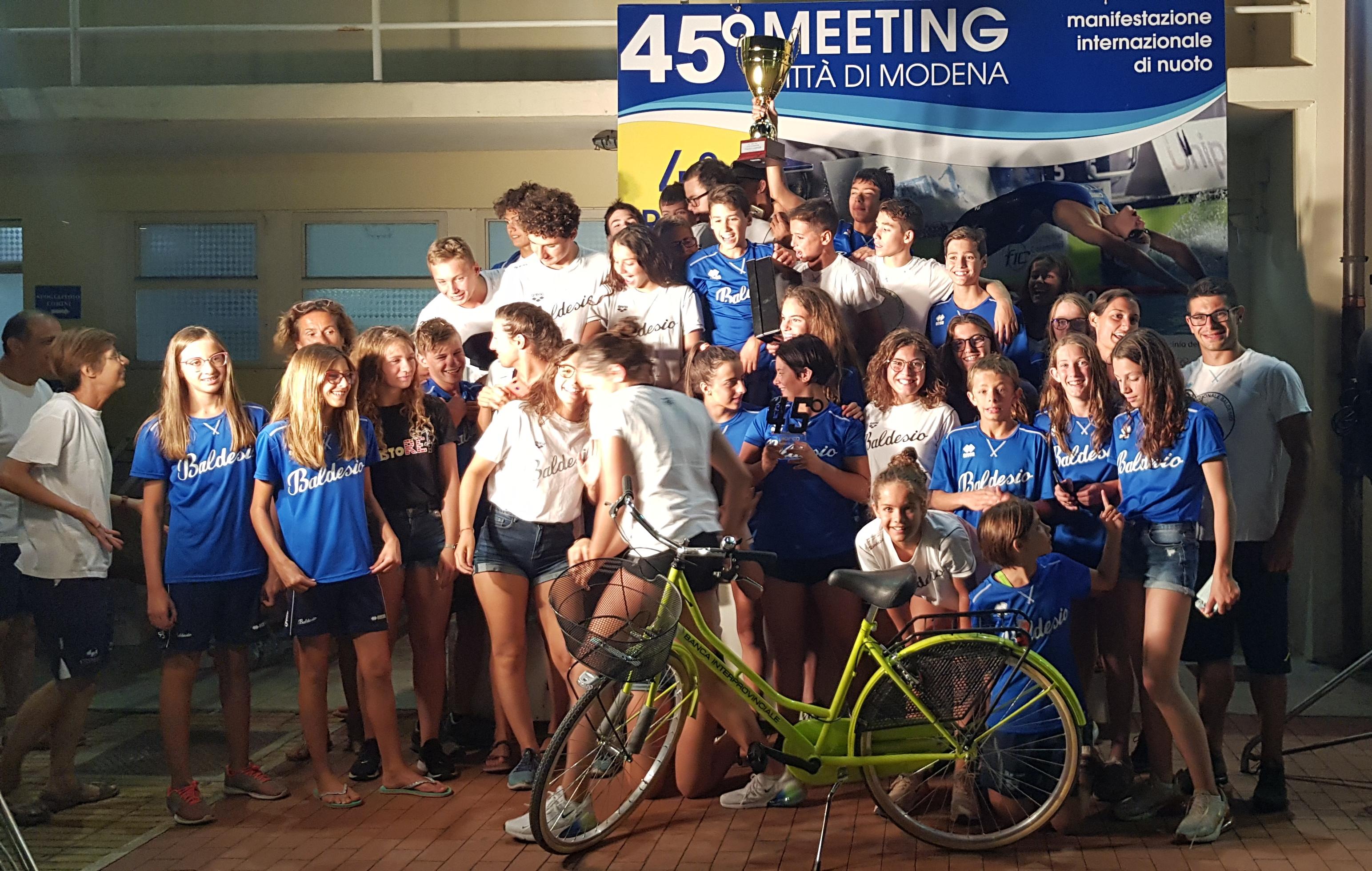 45° Città di Modena:  grazie e arrivederci