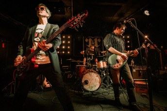 Dot Dash at the Rock and Roll Hotel in Washington, DC on June 25th, 2019