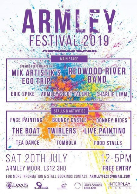 armley festival 2019
