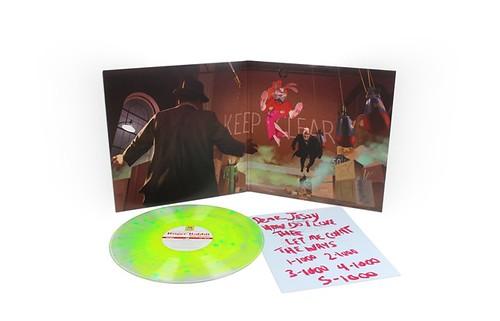 3. WFRR_ Gatefold SDCC The Dip vinyl
