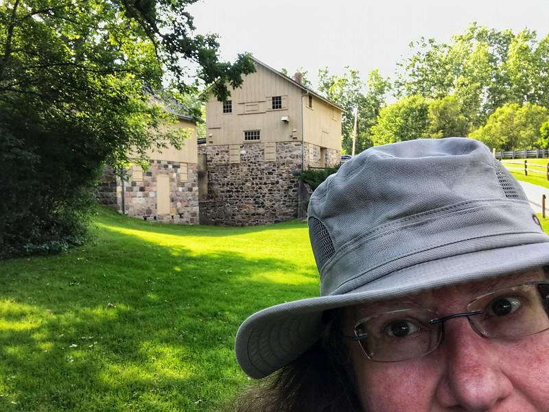 Parker Mill (larger = grist, smaller = cider)