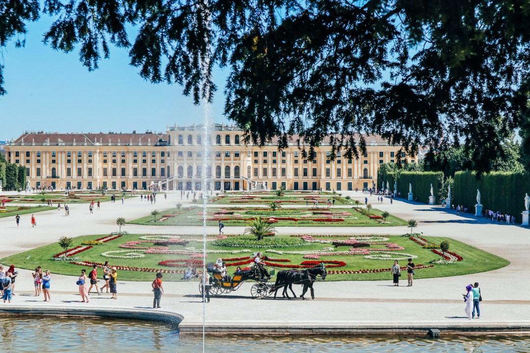 Schönbrunn, Vienna