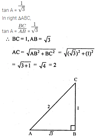 ML Aggarwal Class 10 Solutions for ICSE Maths Chapter 18 Trigonometric Identities Ex 18 Q4