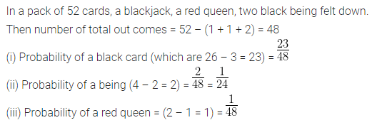 ML Aggarwal Class 10 Solutions for ICSE Maths Chapter 22 Probability Ex 22 Q37