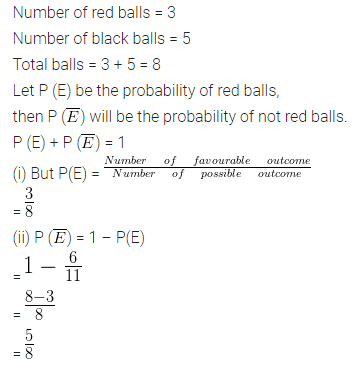 ML Aggarwal Class 10 Solutions for ICSE Maths Chapter 22 Probability Ex 22 Q7