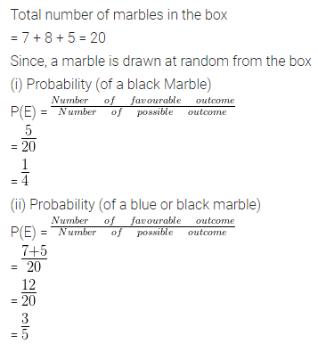 ML Aggarwal Class 10 Solutions for ICSE Maths Chapter 22 Probability Ex 22 Q12