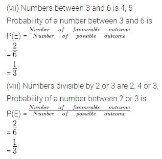 ML Aggarwal Class 10 Solutions for ICSE Maths Chapter 22 Probability Ex 22 Q17.2