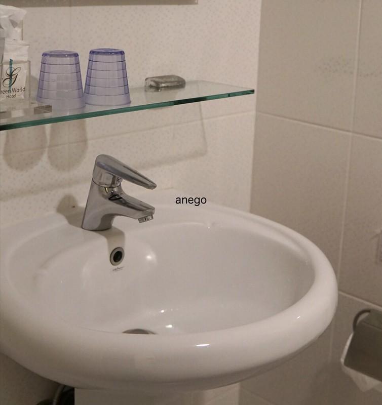 山水閣 お手洗い