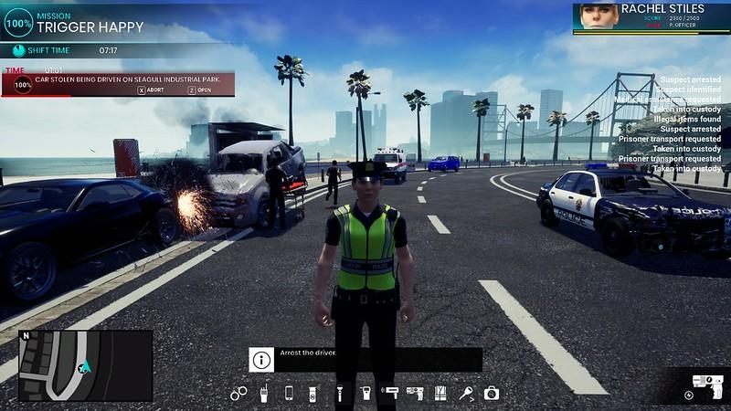 Policijski simulator Patrol Duty - Kaos
